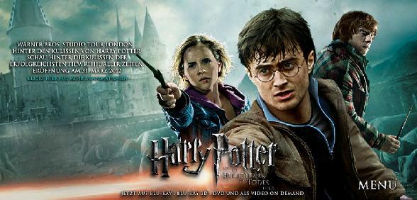 Harry Potter und die Heiligtümer des Todes 2 Film