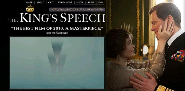The Kings Speech Film
