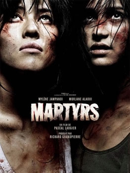 Martyrs Stream German
