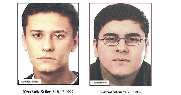 Kastriot und Kreshnik Selimi