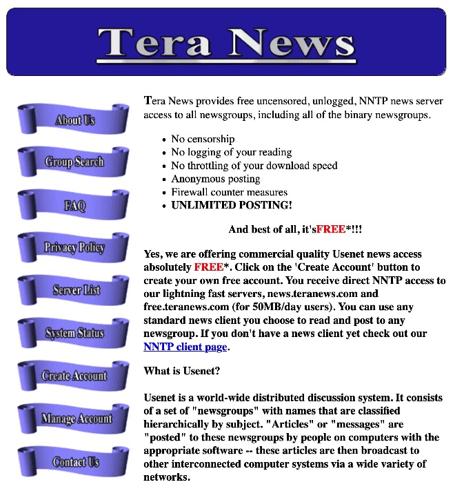 Tera-News