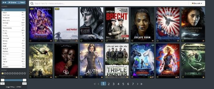 cine-to-website